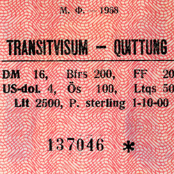 Transitvisum